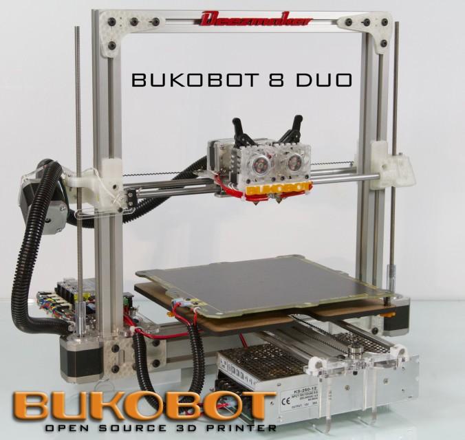 Bukobot Duo