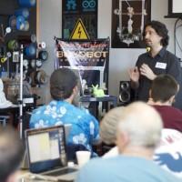 3D Printing Class at Deezmaker