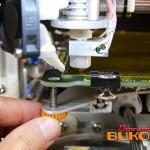 Bukobot - Platform level adjuster