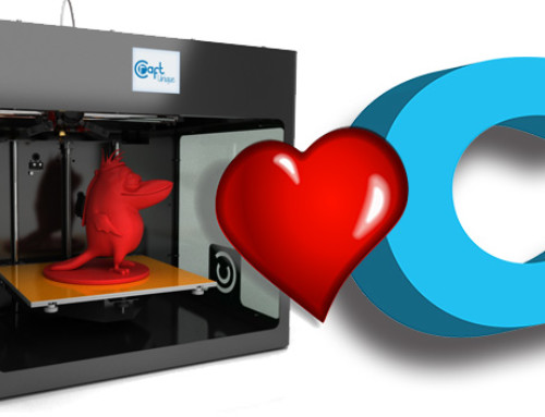 Setting up Cura slicing software for Craftbot