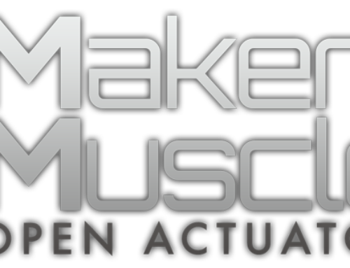 "Deezmaker Announces New ""Maker Muscle"" Kickstarter Project"